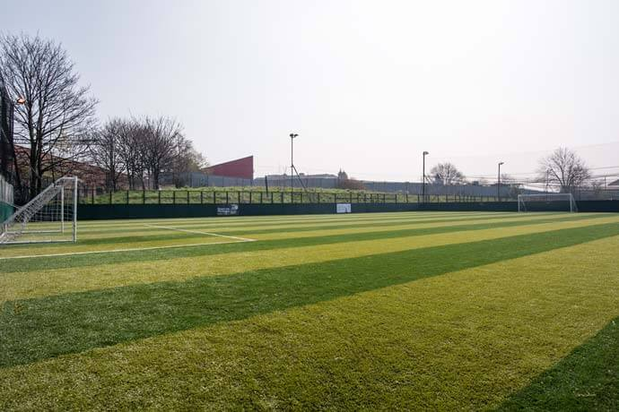 Over 950 football pitches for hire