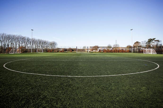 Football Pitches in Luton