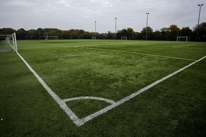 Football Pitches in Manchester